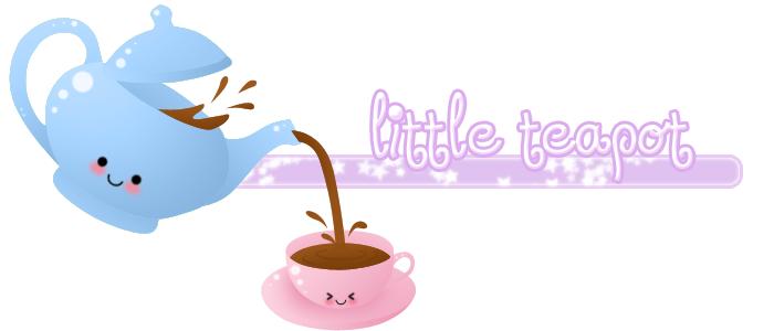little teapot by insanekirby
