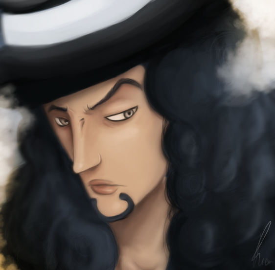 Rob Lucci by reapier