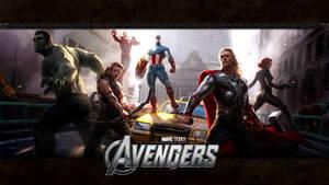 The Avengers Wallpaper by y0ndaim3
