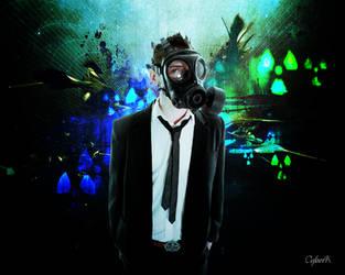 Toxic guy wallpaper by CyberK744
