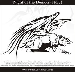Night of the Demon 1957