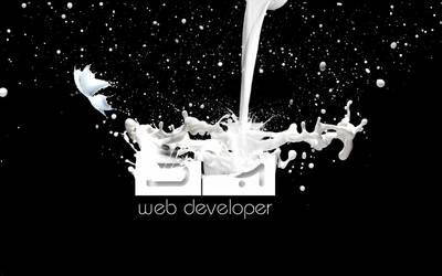 DM Web Developer Got Milk - wallpaper