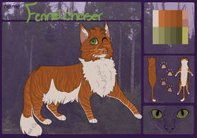 Fennelchaser Application   TWG   by Timid-Cloud