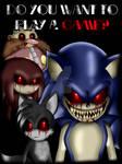 Sonic.exe Poster Design (Print)