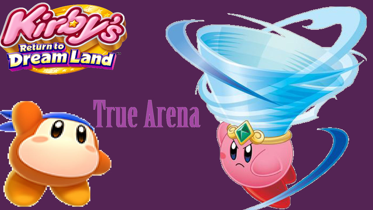 Kirby S Return To Dreamland True Arena Wallpaper By