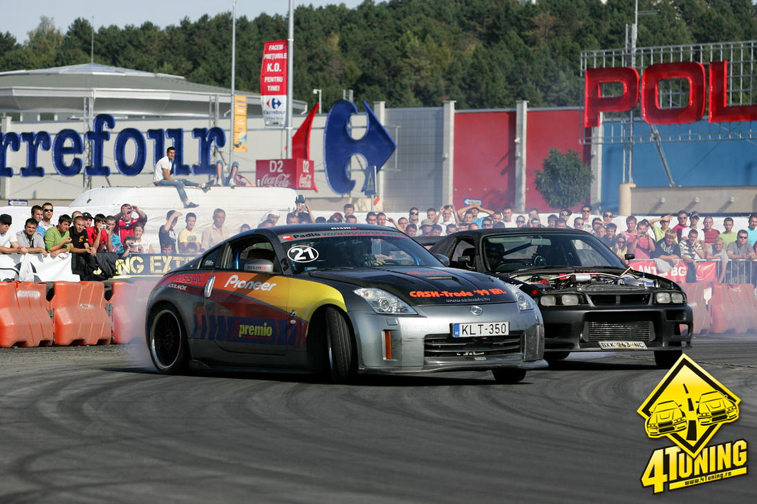 King of Europe Drift 20 by