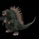 Spore Godzilla 2000 by Godzillakuj94