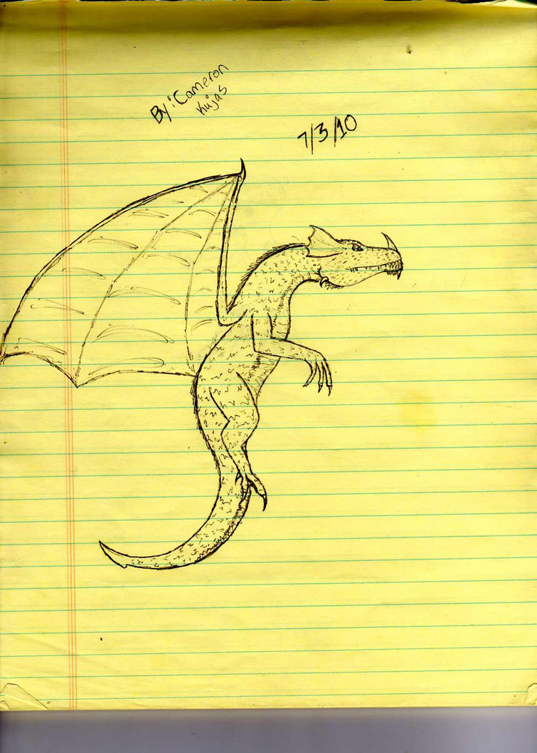 Raptros by Godzillakuj94
