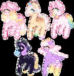 ~Pony Adopts Batch~ (CLOSED)