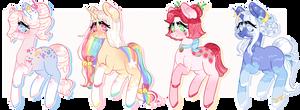 ~ Pony Adopts ~ (CLOSED)