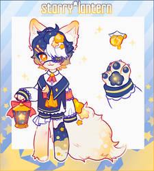 ~Starry Lantern~ adopt (CLOSED)