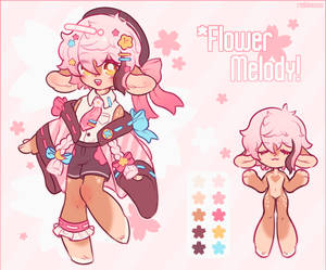 ~Flower Melody~ adopt (CLOSED)