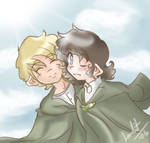 LOTR- Together Like This..