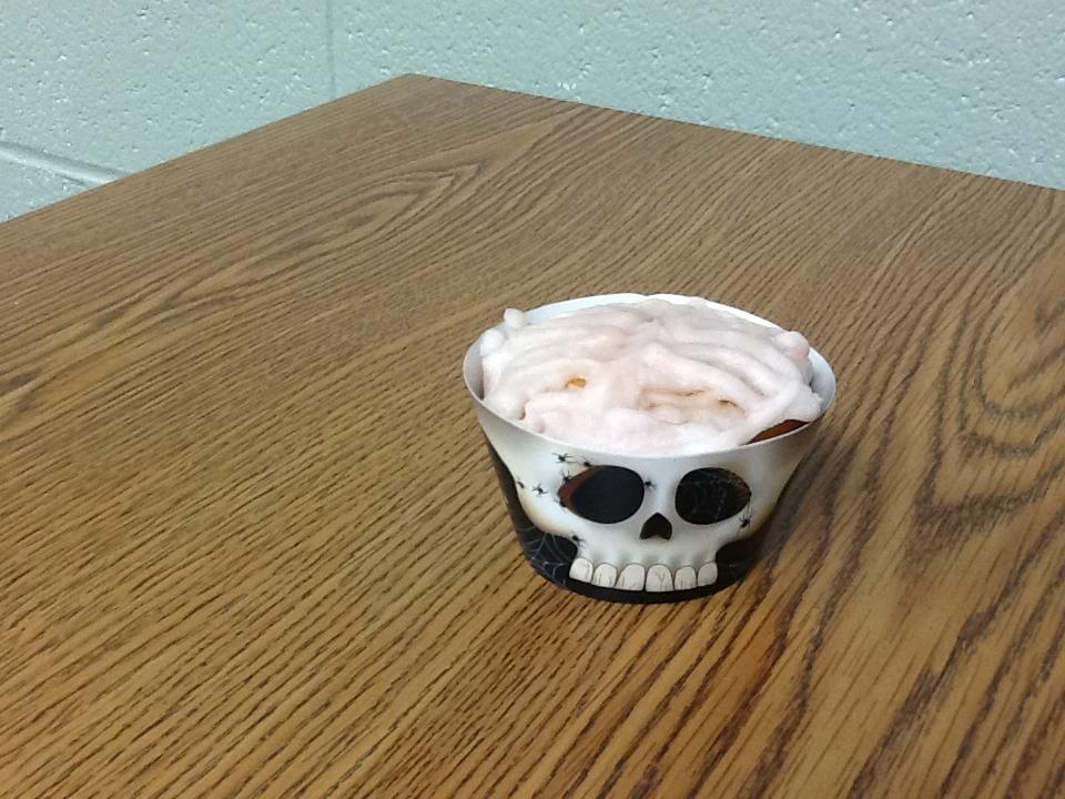 Zombie Cupcake by Leo8488