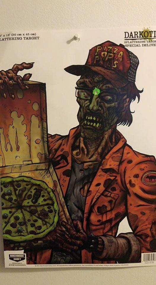 My First Zombie Kill by Leo8488