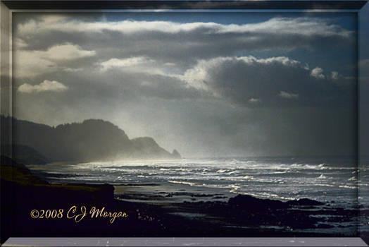 Ocean Fog Illuminated