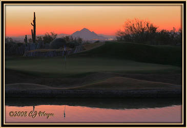 Arizona Sunset 2 by e-CJ