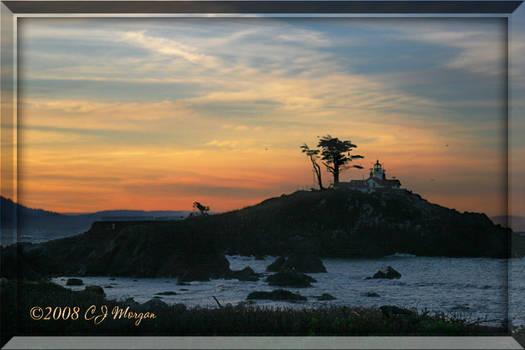 Another Lighthouse Sunrise