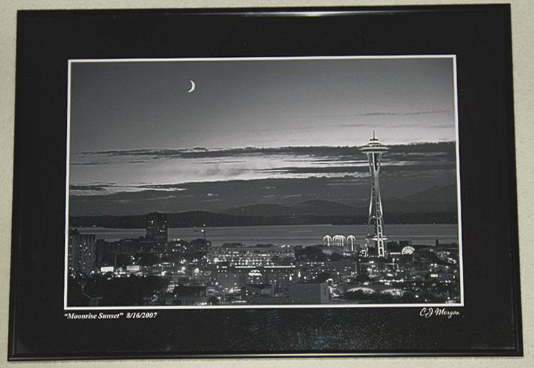 Framed Print by e-CJ