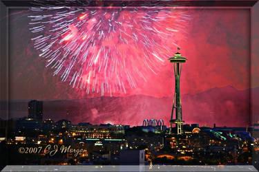 Fireworks by e-CJ