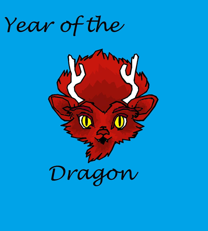 year of the Dragon by LC301820