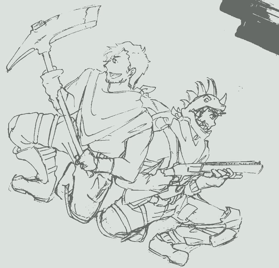 Fortnite Drawings: Heyya Fortnite Here By DaaG1604 On DeviantArt