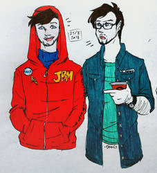 Casual - Jackie and Schneep