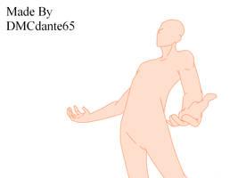 Alucard Base by DMCdante65