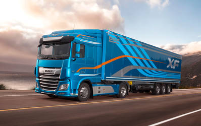 New-DAF-XF-FT-Space-Cab-2017 by casparjagerman20