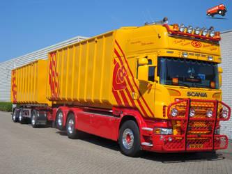 Scania R620 van VSB by casparjagerman20