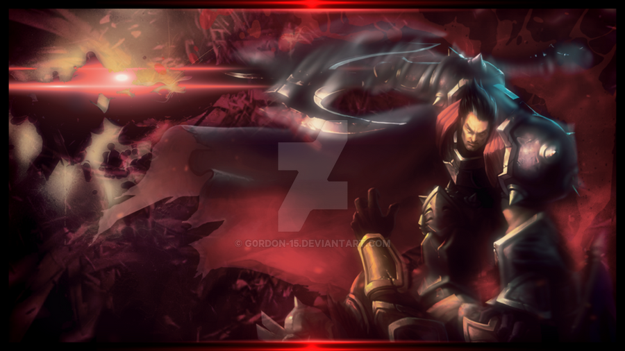 Wallpaper Darius By G0rdon 15
