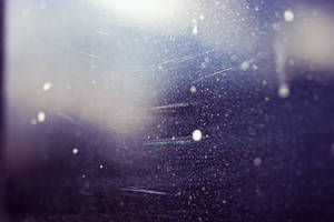 Scratches Of Light Bokeh Texture. by galaxiesanddust