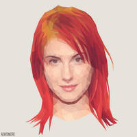 Hayley Williams by aoromore
