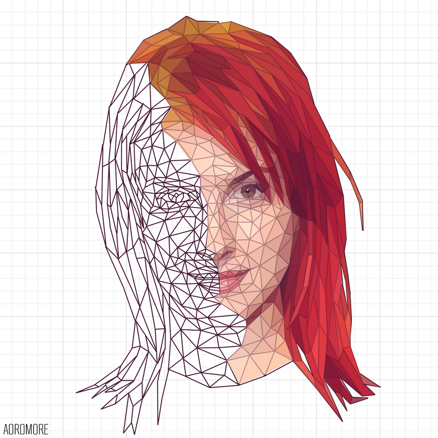 Hayley Williams #2 by aoromore