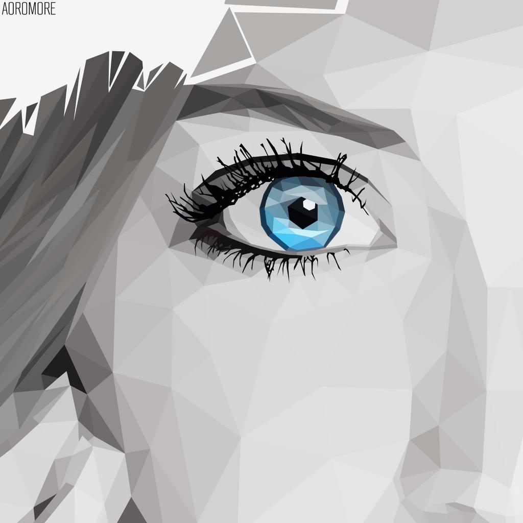 Angel Eyes by aoromore