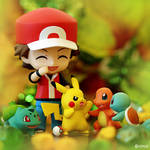 The First Generation by pokemonphotography