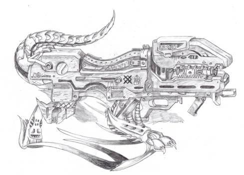 Halo R: Spartan Lazer Dragon