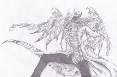 Fallen Dragon Angel