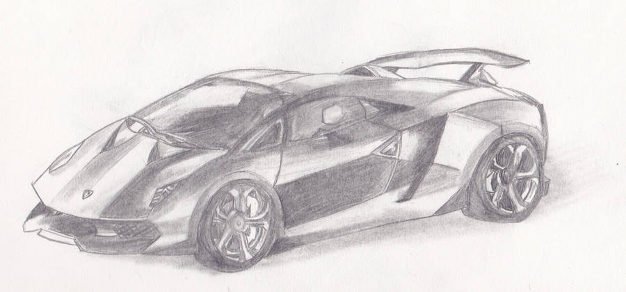 Lamborghini Sesto Elemento By Slipher626 On Deviantart