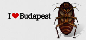 I Love Budapest by creatreedesign