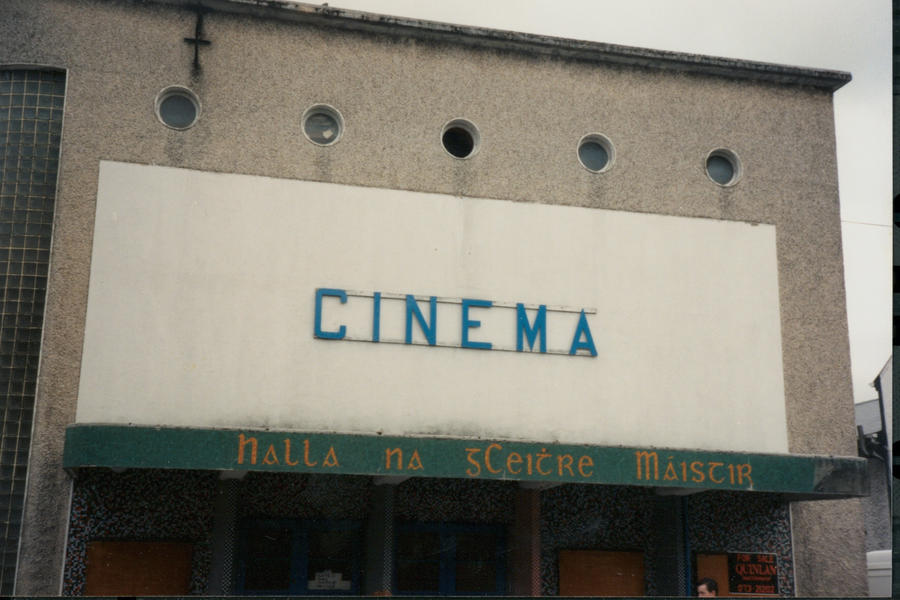 Irish theater