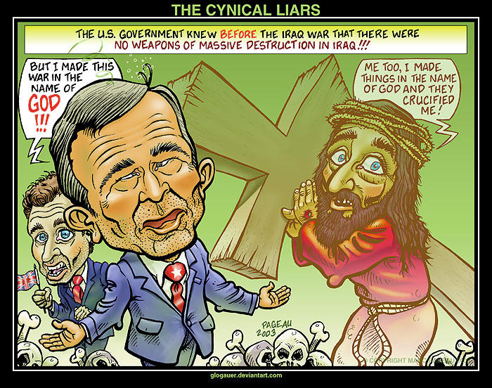 THE CYNICAL LIARS by glogauer