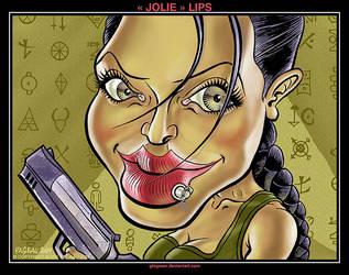 JOLIE LIPS by glogauer