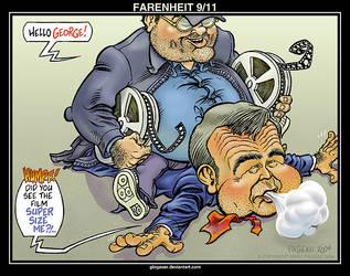 FARENHEIT 9/11 by glogauer