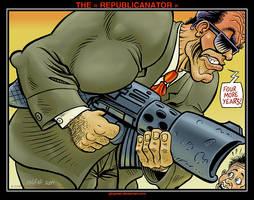 THE ' REPUBLICANATOR ' by glogauer