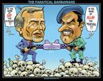 THE FANATICAL BARBARIANS