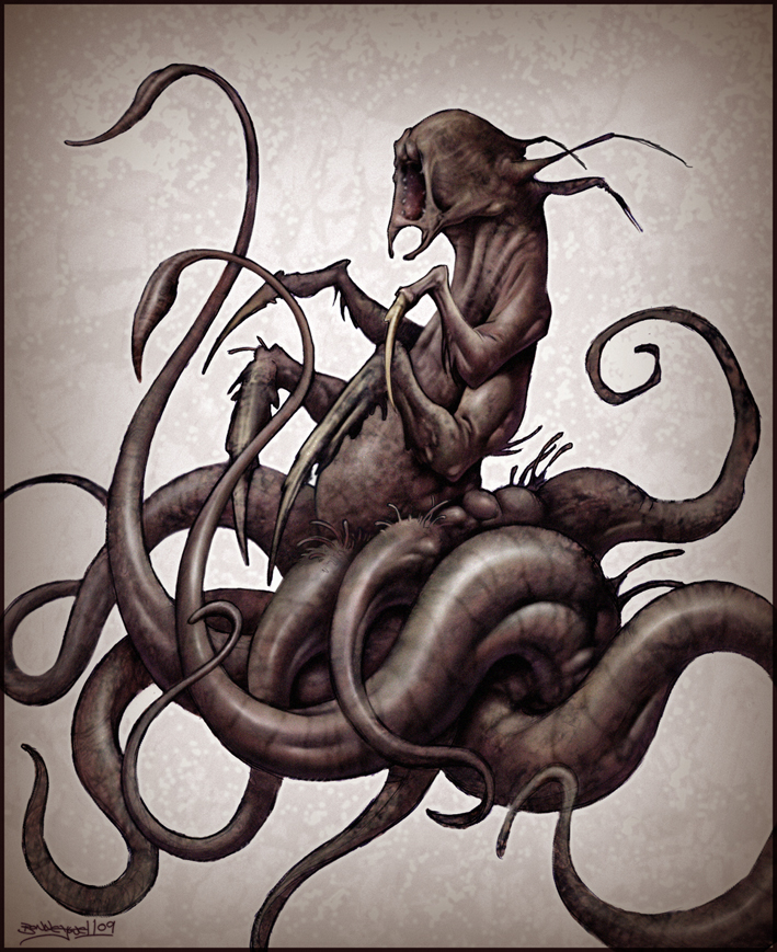 Not the Kraken by Kaduflyer