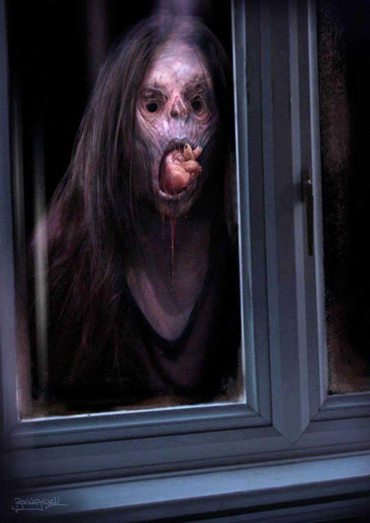 Window peeper.