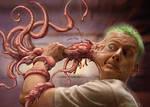 Brain Squid by Kaduflyer