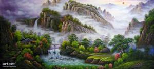 Li River, Guangxi - Arteet